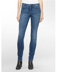 Calvin Klein Jeans Ultimate Skinny Bowery Blue Medium Wash Jeans