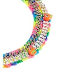 Venessa Arizaga - Multicolor 'beach Bum' Necklace - Lyst