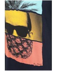 BOSS Orange - Blue T-shirt In Pima Cotton: 'towney 2' for Men - Lyst