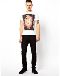 Rock Revival | White Xmas Girl Tshirt for Men | Lyst