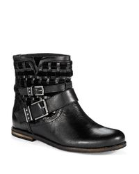 The Sak | Black Jane Ankle Boots | Lyst