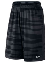 Nike | Gray Fly Frontline Dri-fit Training Shorts for Men | Lyst