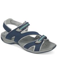Dr. Scholls | Blue Naveen Iii Sport Sandals | Lyst