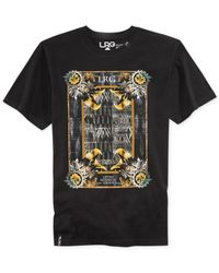 LRG - Black Watch Your Bird T-Shirt for Men - Lyst