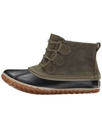 Sorel | Green Out 'n About™ Leather | Lyst