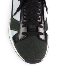 3.1 Phillip Lim - Gray Trance Hightop Sneakers - Lyst