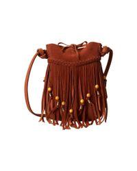 Billabong Brown Coachella Crush Crossbody Bag