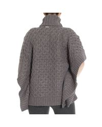 MICHAEL Michael Kors - Gray Sweater - Lyst