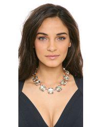 Ca&Lou - Metallic Brune Necklace - Lyst