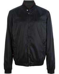 Gucci Black Zipped Jacket for men