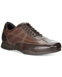Cole Haan Brown Granada Sport Oxford for men