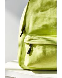 BDG | Green Canvas Backpack | Lyst