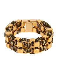 Mawi | Metallic Bracelet | Lyst