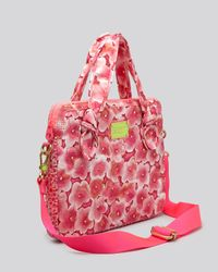 Marc By Marc Jacobs Pink Computer Case Pretty Nylon Aki Floral 13