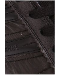 BOSS Orange | Gray Fabric-blend Sneakers 'adreki' for Men | Lyst