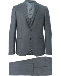 Tonello - Gray Two Piece Suit for Men - Lyst