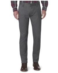Dockers - Gray Slim-tapered Alpha Khaki Pants for Men - Lyst