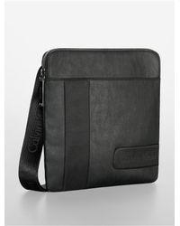Calvin Klein - Black White Label Gibson Flat Pack for Men - Lyst