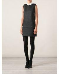 DSquared² Black Sleeveless Dress