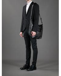 Balenciaga Black Day Bag for men