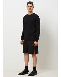 Damir Doma Black Coal Passer Short for men