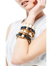 Lele Sadoughi | Metallic Milky Way Bracelet | Lyst