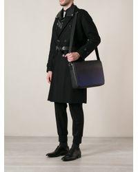 Fendi - Blue Medium Messenger Bag for Men - Lyst
