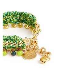 Venessa Arizaga - Green 'hawaii' Bracelet - Lyst