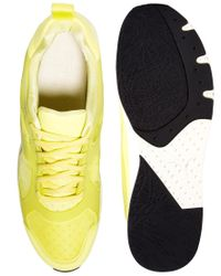 PUMA | Yellow Puma Chalayan Haast Sneakers for Men | Lyst