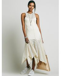 Free People - Natural Intimately Womens Lila Maxi - Lyst