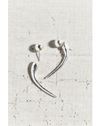 Urban Outfitters - Metallic Marisa Post Earring - Lyst