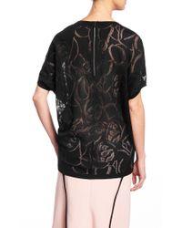 ESCADA | Metallic Pullover Sladjana | Lyst