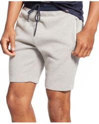 Tommy Hilfiger | Gray Gallup Track Short for Men | Lyst