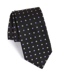 John W. Nordstrom | Black 'generation' Floral Tie for Men | Lyst