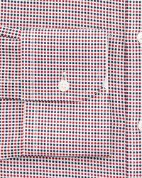 Thomas Pink | Blue Zetland Dot Regular Fit Dress Shirt for Men | Lyst