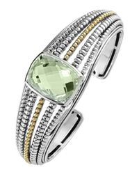Lagos - Green Prism Silver - Lyst