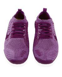 Nike | Purple Free Hyperfeel Running Shoes | Lyst