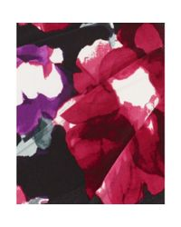 Lauren By Ralph Lauren Plus Size Capsleeve Floralprint