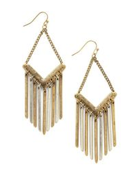 Ana Accessories Inc | Metallic Make A Movement Earrings | Lyst