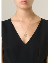 Alighieri - Metallic 'st Christopher' Pendant Necklace - Lyst