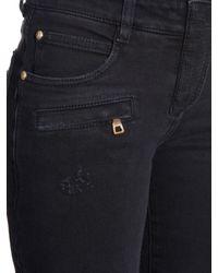 Balmain Black Denim Pants