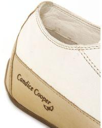 Candice Cooper Natural Rock Allume Classic Trainers