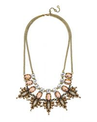 BaubleBar | Metallic Tiny Dancer Bib | Lyst
