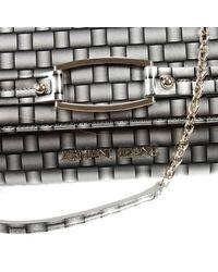 Armani Jeans | Gray Handbag | Lyst