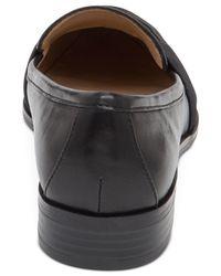 BCBGeneration Black Jo Loafers