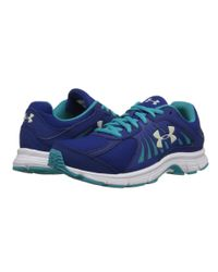 Under Armour | Blue Ua Dash Rn | Lyst