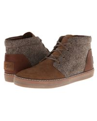UGG - Brown Alin Tweed for Men - Lyst