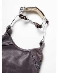 Free People Gray Horse & Nail For Womens Horse & Nail Scout Bag