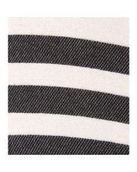Rag & Bone Natural Ines Printed Wool-blend Poncho