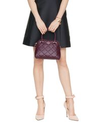 kate spade new york - Purple Emerson Place Small Maise - Lyst